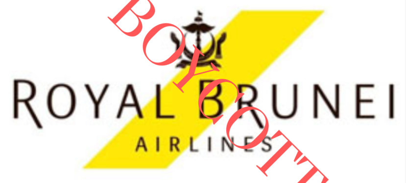 Boycott Royal Brunei